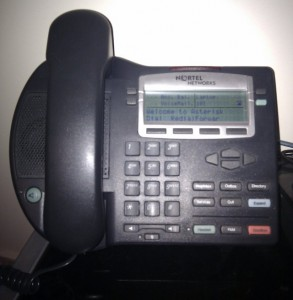 Nortel 2002 IP Phone (NTDU91)